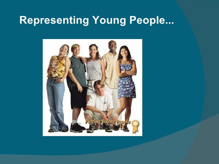 Representing Young People...