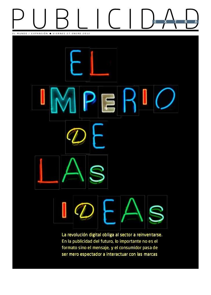 PUBLICIDADEL MUNDO / EXPANSIÓN G VIERNES 27 ENERO 2012                                                                    ...
