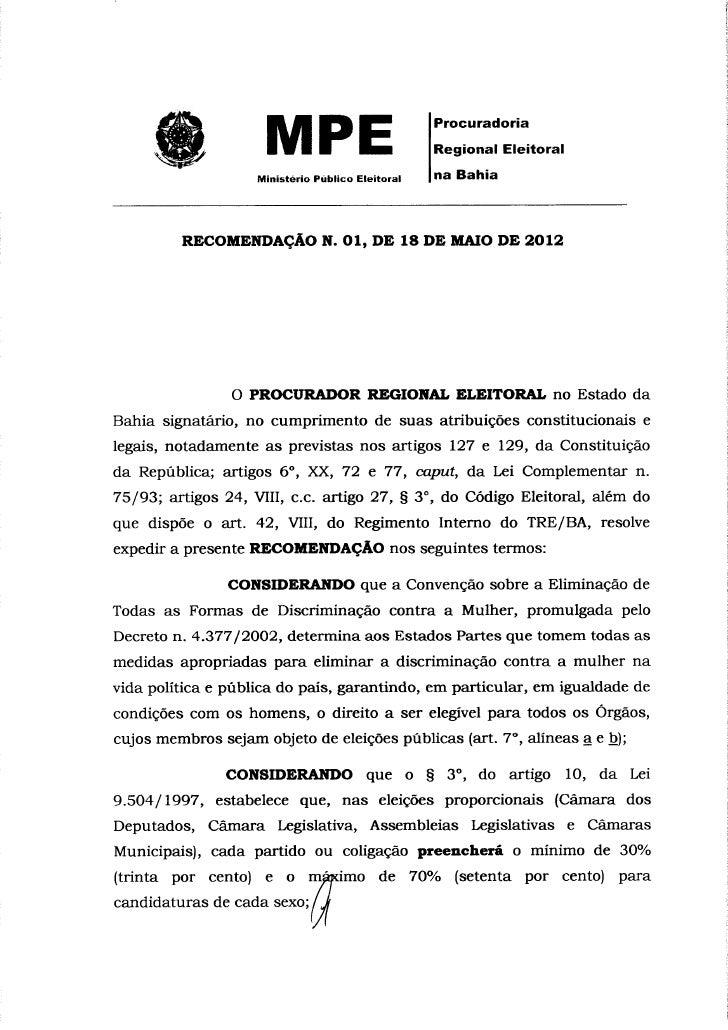 2012 01-recomendacao-01-2012-assinada