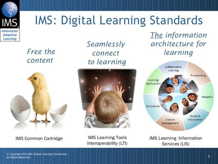IMS Learning Tools Interoperability @ Nottingham Slide 2