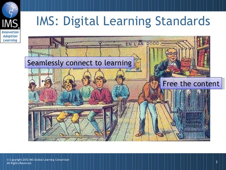 IMS Learning Tools Interoperability @ Nottingham Slide 3