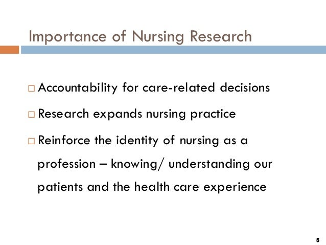 necessity of nursing Nursing is a profession within the health care sector focused on the care of individuals, families, and communities so they may attain, maintain.