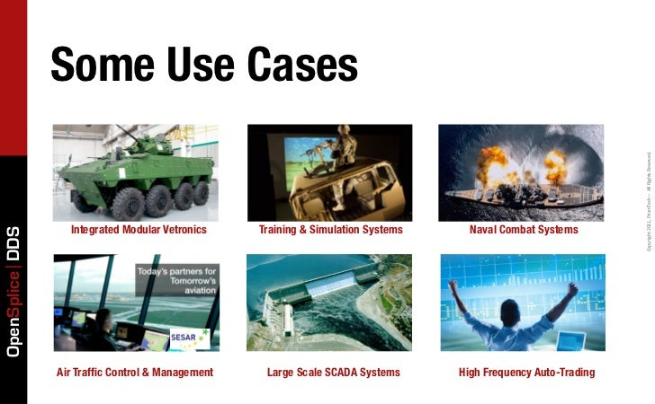 Some Use Cases                                                                                                            ...