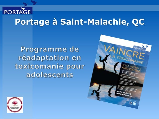Portage à Saint-Malachie, QC