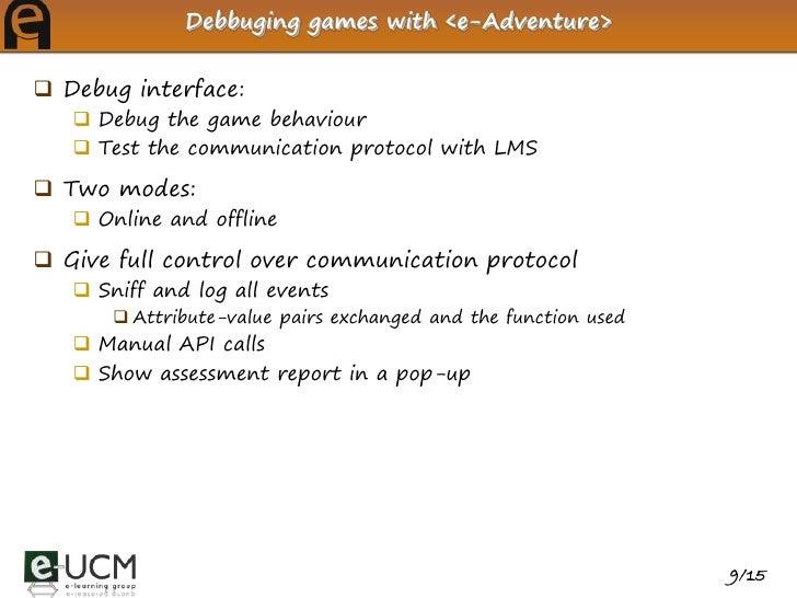 2012 04-19 (educon2012) emadrid ucm deploying and debugging