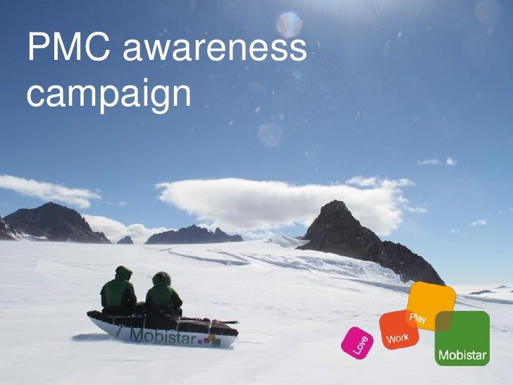 PMC awarenesscampaign