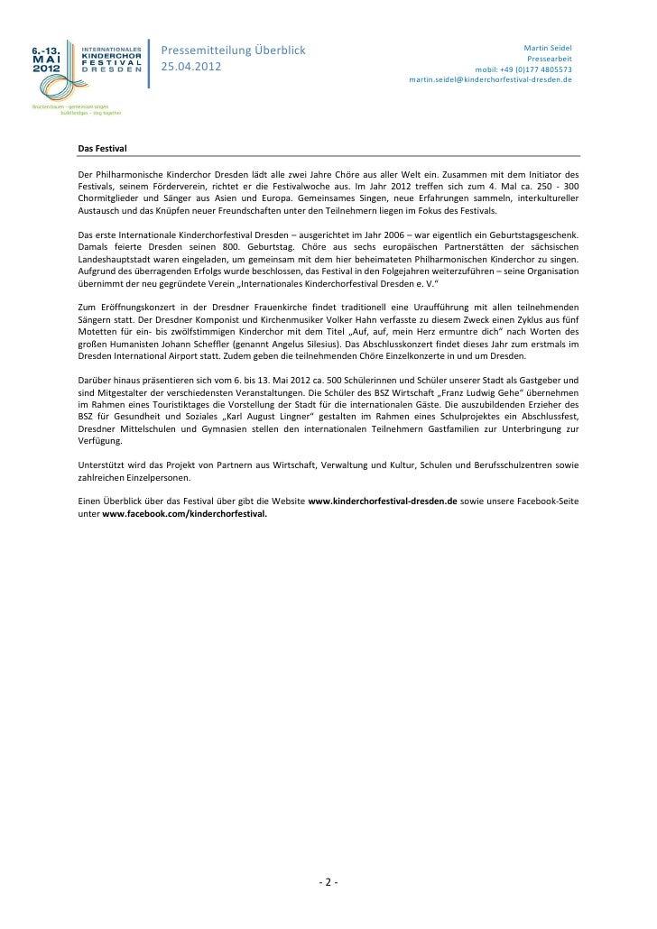 2012-04-30PMKinderchorfestivalÜberblick.pdf Slide 2