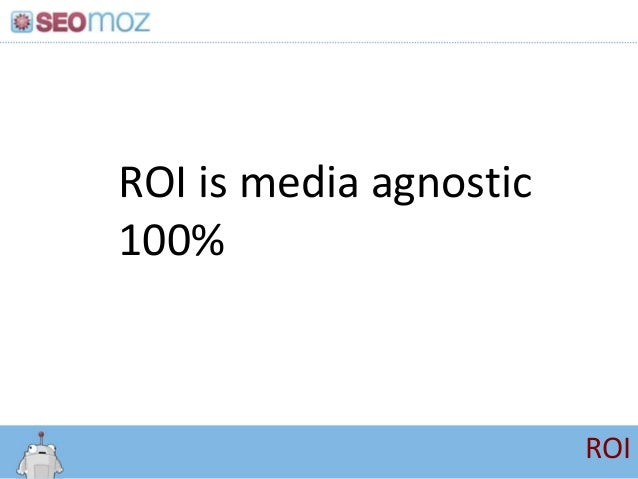 2012 05 The ROI of Search and Social Slide 3