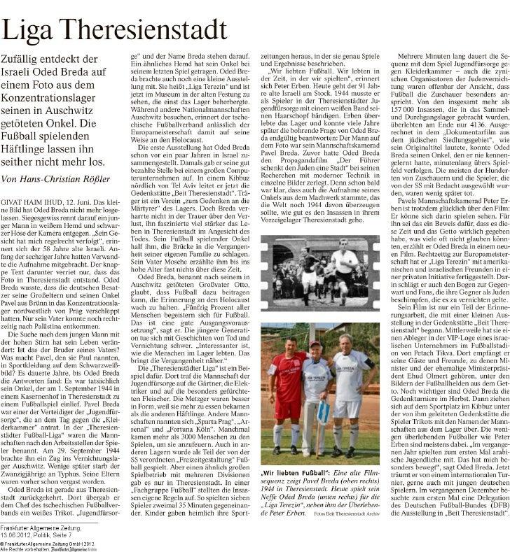 2012 06-12 frankfurter allgemeine-liga terezin