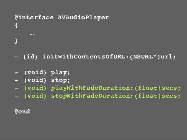 blocks(because C++ isn't the only cool language)
