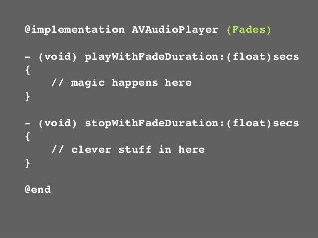 typedef void (^FadeCompleteBlock)();