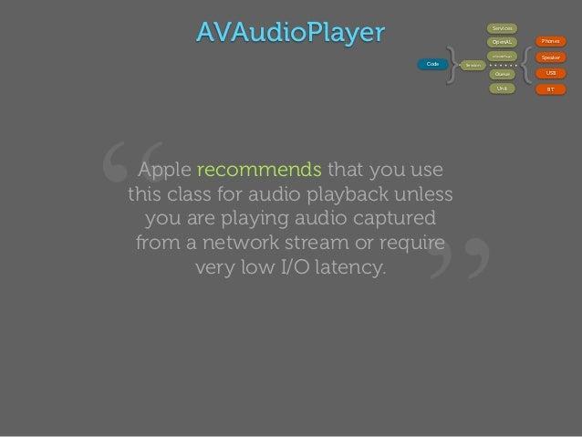 Advanced iOS