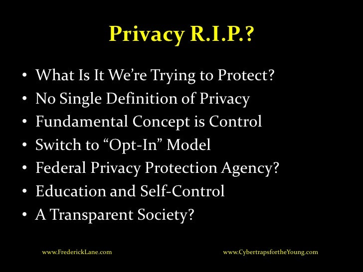 an examination of the right of privacy in the united states Publication 556 (09/2013 examination of returns, appeal rights the government cannot ask you to waive your right to sue the united states or a government.