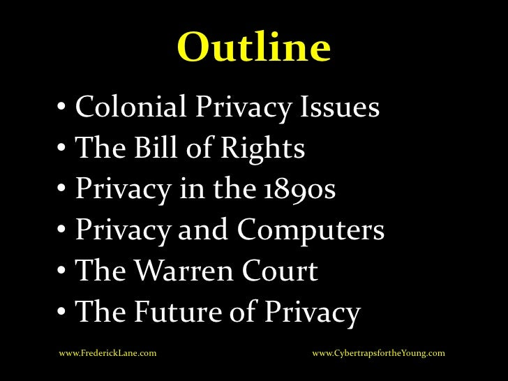an analysis of the issue of students privacy rights in the united states of america For instance, in united states, the health information portability and accountability act protects a person's health information while the federal trade commission guarantees the right to privacy in various private statements and policies.