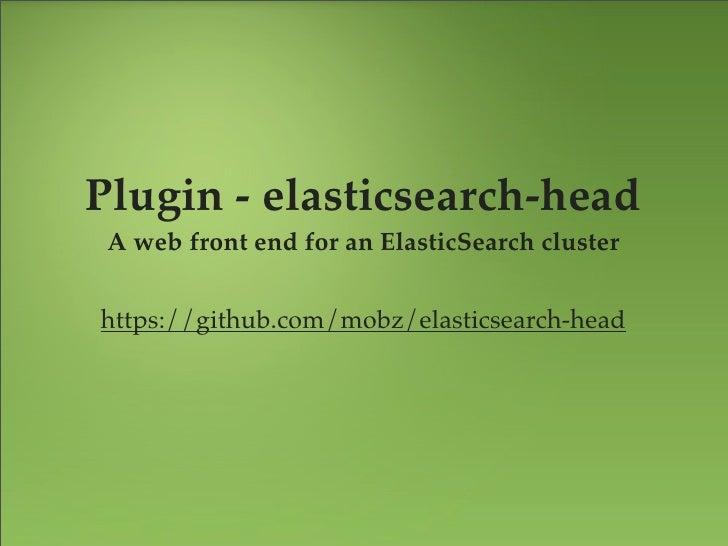 Plugin - BigDesk