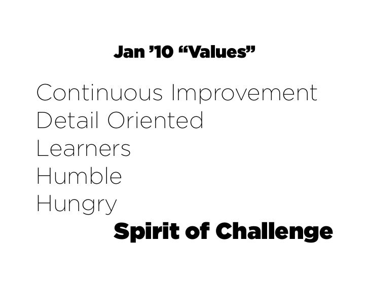 Scaling Company Values - Twilio - TechWeek 2012 Slide 3
