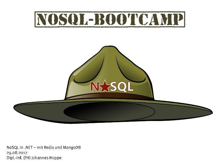 {NoSQL-BootcamP}