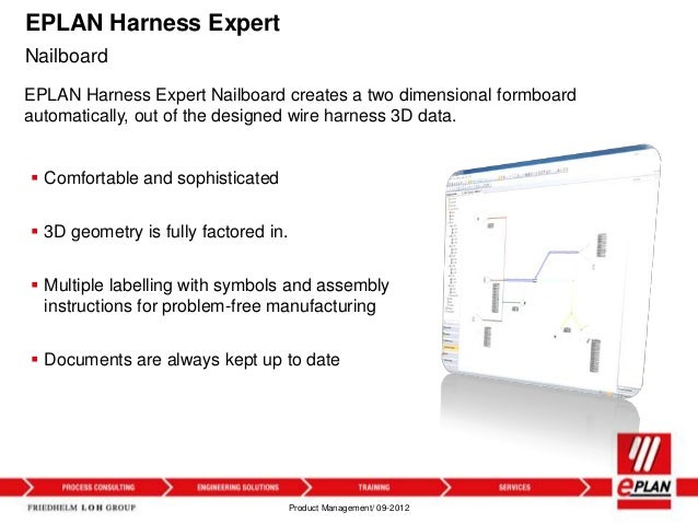 harness prod eplan harnessexpertnailboard nailboard und reports product management 09 2012 49 eplan harness expertnailboardeplan