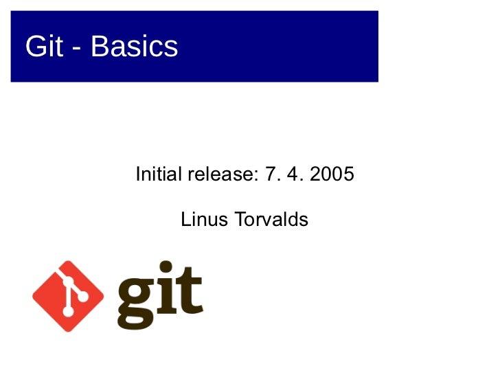 Git, Jenkins & Chuck Slide 3
