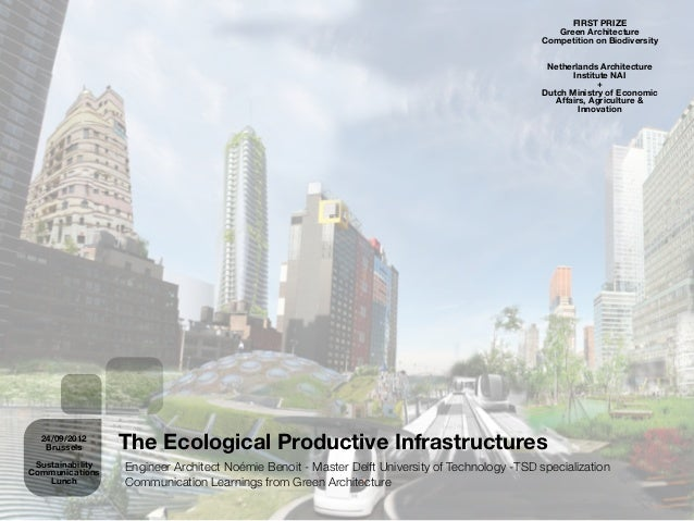 FIRST PRIZE                                                                                                    Green Archi...