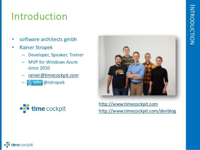 Catching The Long Tail With SaaS + Windows Azure Slide 3
