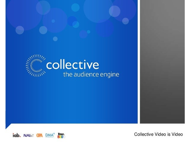 Collective Video is Video
