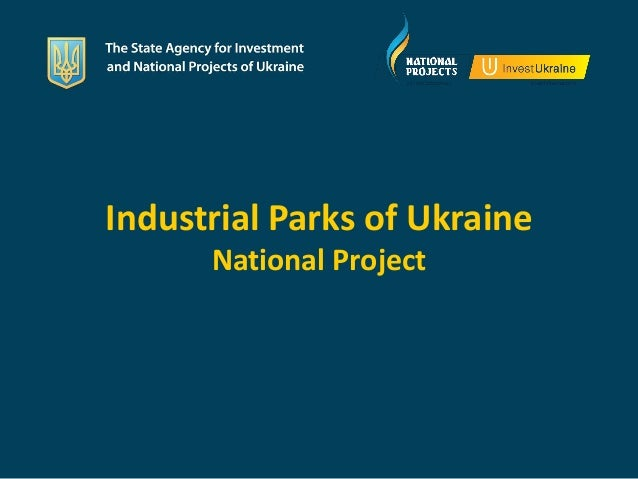 Industrial Parks of Ukraine      National Project