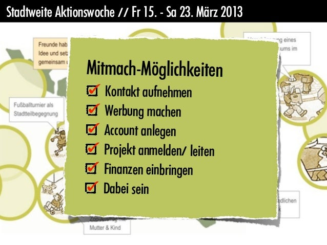 Serve the City Bremen | Info-Abend für Akteure
