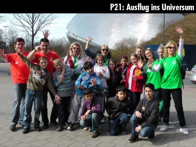 P21: Ausflug ins Universum