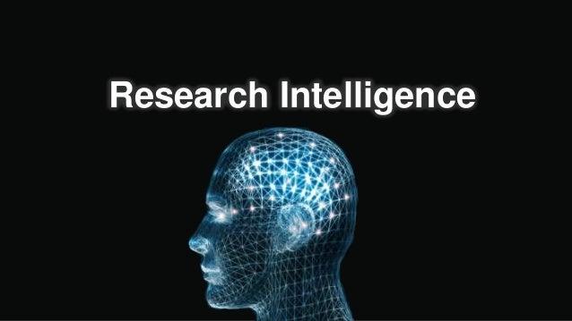 Research Intelligence       CC-BY: Maurice Vanderfeesten