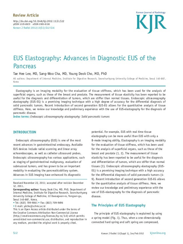 Review Articlehttp://dx.doi.org/10.3348/kjr.2012.13.S1.S12pISSN 1229-6929 · eISSN 2005-8330Korean J Radiol 2012;13(S1):S12...