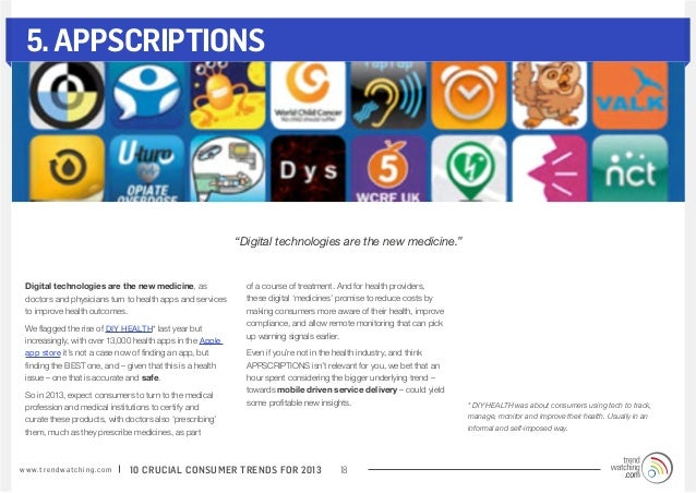 "5. APPSCRIPTIONS                                                              ""Digital technologies are the new medicine.""..."