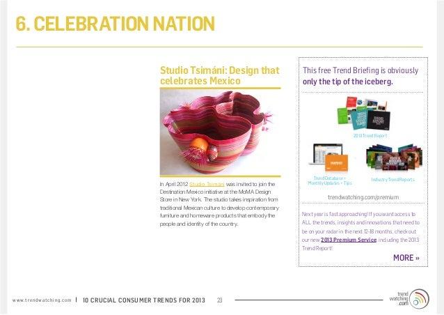 6. CELEBRATION NATION                                                                 Studio Tsimáni: Design that         ...