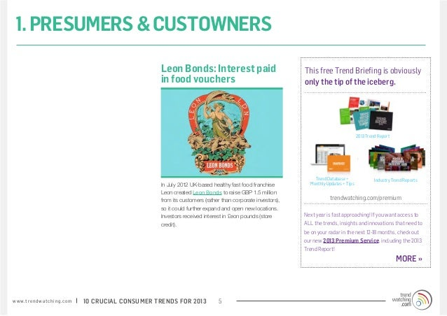 1. PRESUMERS & CUSTOWNERS                                                                 Leon Bonds: Interest paid       ...