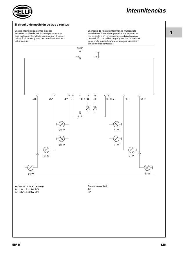 posición lámpara Güldner luz de estacionamiento para tractor 164 intermitentes intermitente