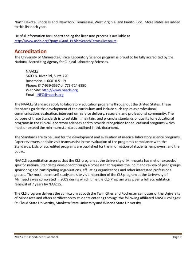 2012 2013 Cls Studenthandbookfinal1