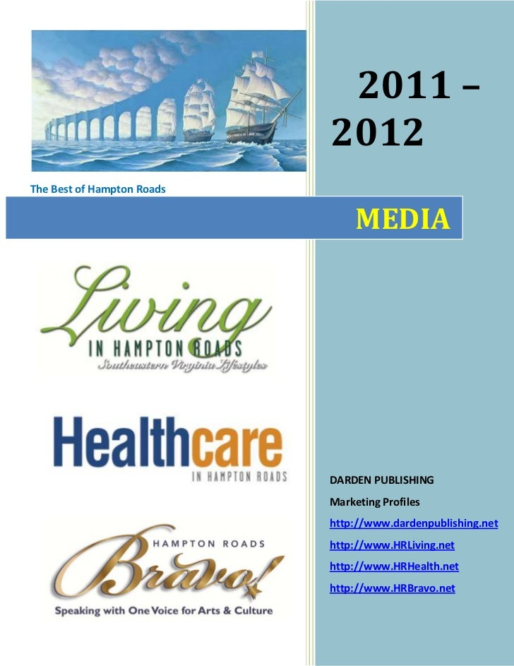 2011 –                            2012The Best of Hampton Roads                                 MEDIA                     ...