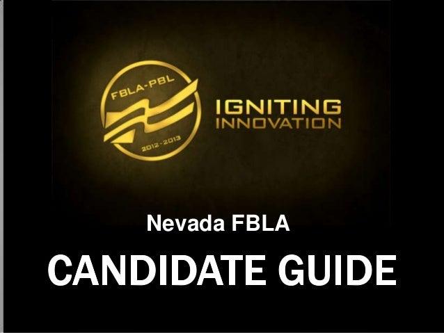 Nevada FBLA
