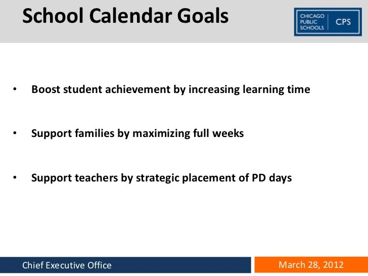 Chicago Public School Calendar World Of Printable And Chart