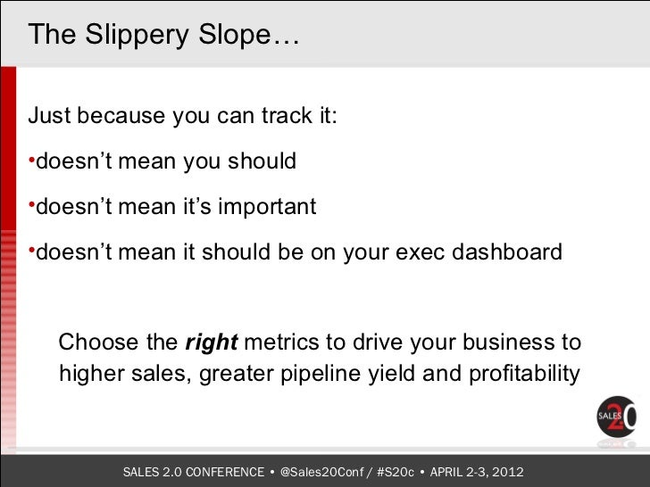 B2B sales & marketing metrics worth tracking (and 5 that are worthless) Slide 3