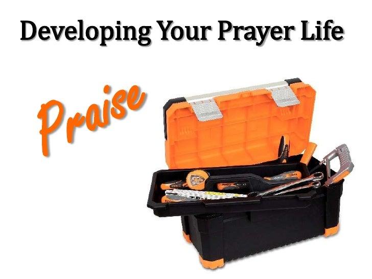 2012.6.24 building your prayer life 1