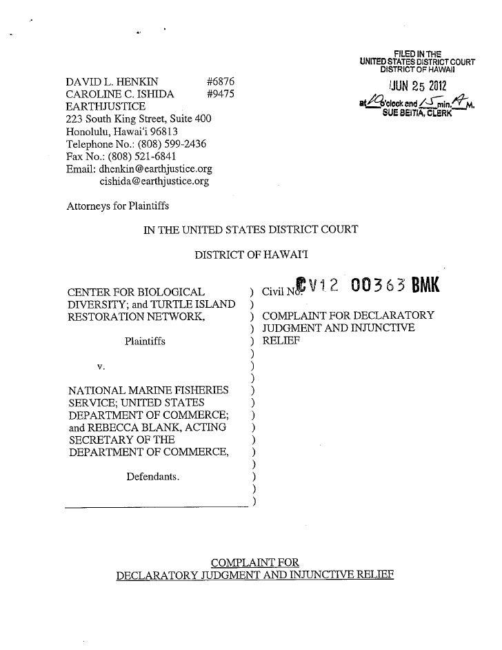 2012 6-25 filed complaint 2380