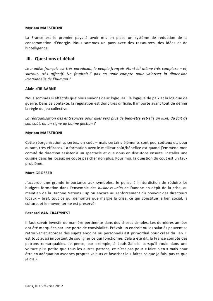 Myriam MAESTRONILa France est le premier pays à avoir mis en place un système de réduction de laconsommation d'énergie. No...