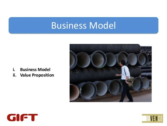 BusinessModeli. BusinessModelii. ValueProposition