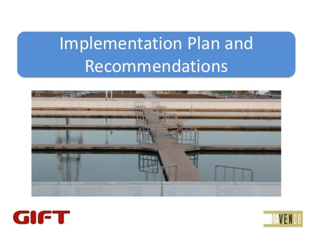ImplementationPlanand   Recommendations