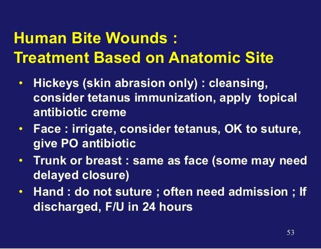 Gemc Mammal And Human Bite Injuries