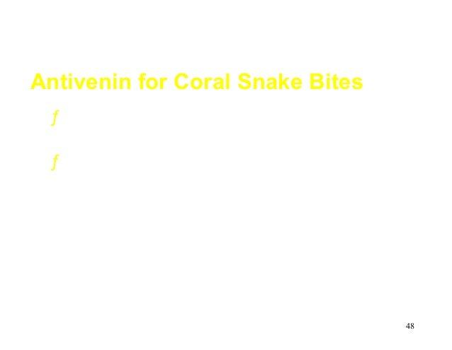GEMC: Snakebites: Resident Training