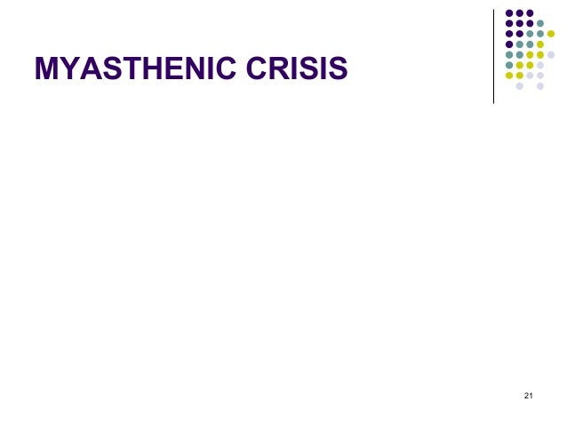 the clinical description of the neuroimmune disorder myasthenia gravis A higher risk of developing autoantibodies and other neuroimmune disorders than et al myasthenia gravis: clinical to myasthenia gravis vs.