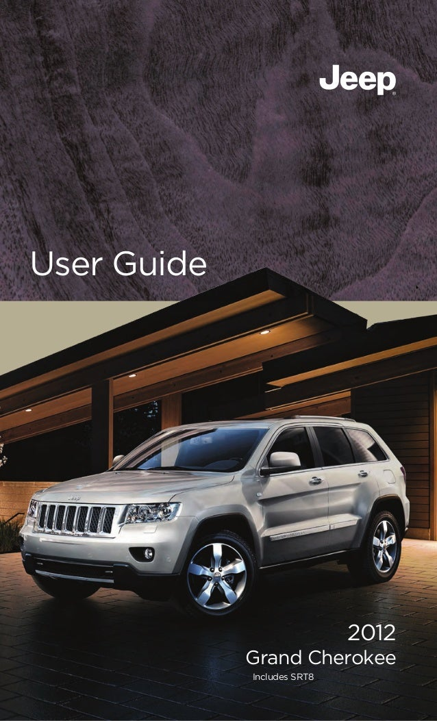 2012 Jeep Grand Cherokee Owners Manual 2019 2020 New Car