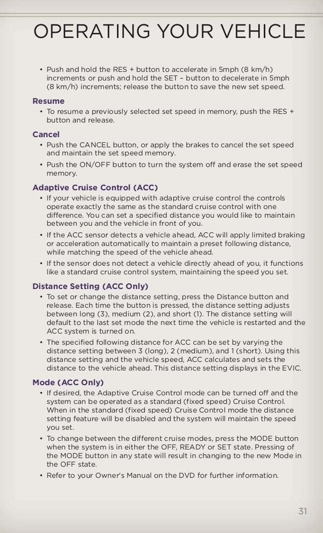 2012 Grand Cherokee SRT - USER Guide, upload courtesy of NJ